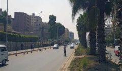 مرور الجيزة: قطع عرضي بشارع الهرم 3 أيام لنقل مرافق المترو
