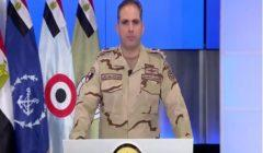 المتحدث العسكري: قوات الدفاع الجوي تحتفل بمرور 50 عامًا على عيدها