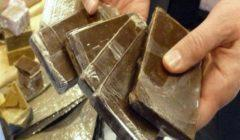 ضبط 7 أشخاص بحوزتهم 64 طربة حشيش و2,5 كيلو جرام هيروين