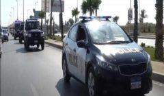 الأمن العام يضبط 36 قطعة سلاح ناري و114 قضية مخدرات