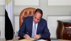 """26 مليون دينار كويتي.. السيسي يوافق على قرض لتمويل طريق """"النفق – شرم الشيخ"""""""