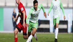 رسمياً.. عمر مرموش يمدد تعاقده مع فولفسبورج حتى 2023