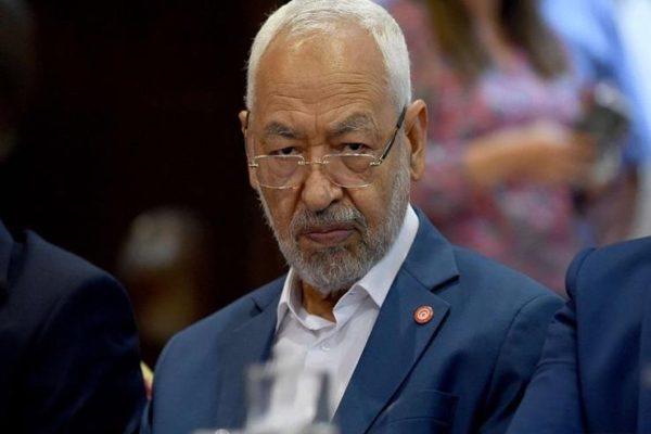 مناوشات وخلافات خلال مساءلة زعيم إخوان تونس بسبب ليبيا