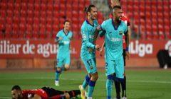 برشلونة يبدع بقيادة المايسترو ميسي.. مايوركا يخسر بالأربعة