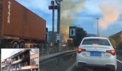 ارتفاع حصيلة قتلى انفجار شاحنة غاز مسال في الصين إلى 20 شخصا