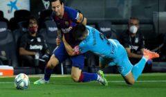 برشلونة يحافظ على صدارته لليغا بهدفين في ليجانيس