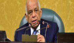 """عبد العال يحذف """"حكومة شحاتة"""" من مضبطة البرلمان"""