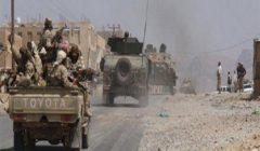 """قتلى وجرحى بصفوف الحوثيين فى هجوم للجيش اليمنى على مواقعها بـ""""الجوف"""""""