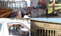 """نشرة الحوادث المسائية.. مقتل محامٍ بالطالبية وأحكام قضية """"عنف الموسكي"""""""