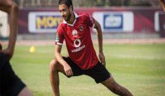 باسم علي: لا أمانع الانضمام للزمالك حال استغناء الأهلي عني