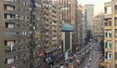 قطع عرضي بشارع مراد بالجيزة لتنفيذ أعمال الخط الرابع لمترو الأنفاق