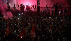 """ليفربول يصدر بياناً رسمياً بسبب احتفالات جماهيره بـ""""بريميرليج"""""""