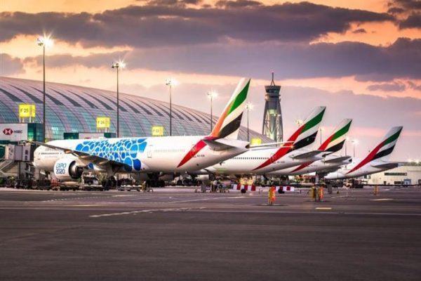 طيران الإمارات تضيف القاهرة وتونس والمالديف إلى وجهات السفر