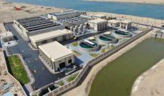 محطة المحسمة تحصد جائزة أفضل مشروع عالمي لإعادة تدوير واستخدام المياه لعام 2020