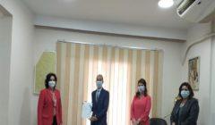 نائب وزير السياحة تسلم شهادات اجتياز البرنامج التدريبي  الخاص بطرق السلامة