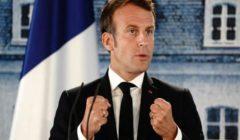 """ماكرون في موريتانيا لبحث ملف """"الإرهاب"""" في دول الساحل الأفريقي"""