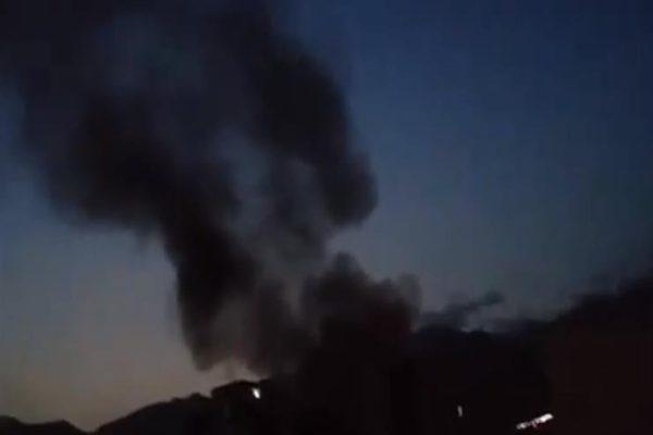 سماع دوي انفجار وتصاعد الدخان بمركز طبي شمالي طهران