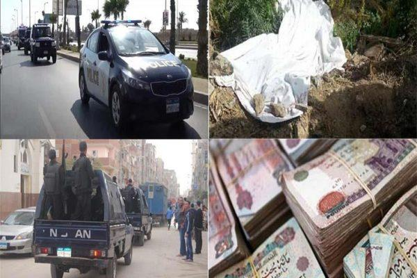 نشرة الحوادث المسائية.. جثة على طريق بالجيزة وإحالة متهمين بختان ٣ إناث للمحاكمة