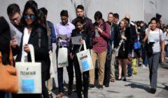 طلبات إعانة البطالة الأمريكية الجديدة تتراجع لأقل من 2 مليون لأول مرة من منتصف مارس