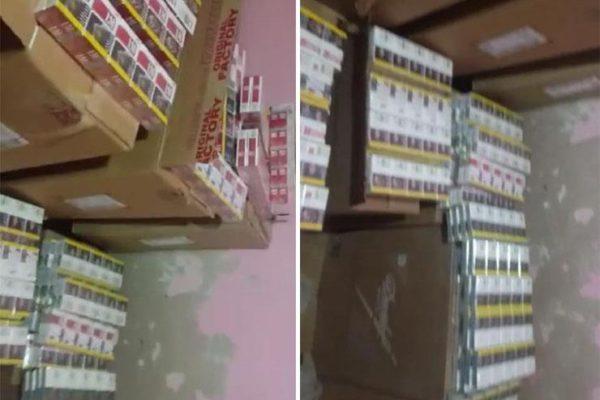 الداخلية: ضبط 223 قضية تلاعب في أسعار السجائر