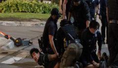 مقتل جورج فلويد: فيديوهات عن وحشية الشرطة خلال الاحتجاجات تهز أمريكا