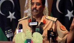 المسماري يوجه رسالة صوتية لأبطال الجيش الليبي: سيذكر  التاريخ بطولاتكم بحروف من ذهب