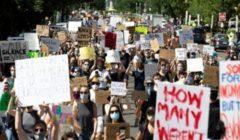 صحيفة بريطانية: مقتل وإصابة ٥ أشخاص في حادث طعن خلال تظاهرة مناهضة للعنصرية في ريدينج