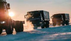الجيش الروسي يتسلم شاحنات مسيرة مزودة بالذكاء الاصطناعي