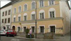 النمسا تحول منزل هتلر إلى مركز للشرطة   فيديو