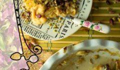 طريقة عمل أم علي بالتمر والبهارات من مطبخ الشيف آسيا