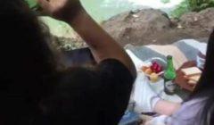 بلبلة في قرية لبنانية بسبب فتاة المايوه