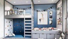 10 أفكار مميزة لتجديد غرفة أبنائك وكسر ملل العزل المنزلي | صور