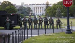 بعد تظاهرات قرب البيت الأبيض.. واشنطن تفرض حظرا للتجول