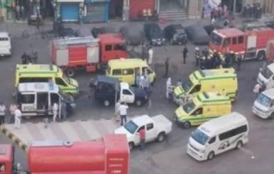 الكشف عن السبب وراء حريق مستشفى خاص ومصرع 7 مرضى بفيروس كورونا بالإسكندرية