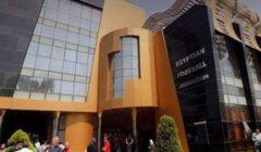 """موظفة اتحاد الكرة المصري يخضعون لمسحة""""كورونا"""" استعدادا لاستئناف للدوري"""