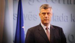 استجواب رئيس كوسوفو تقي في ارتكاب جرائم حرب