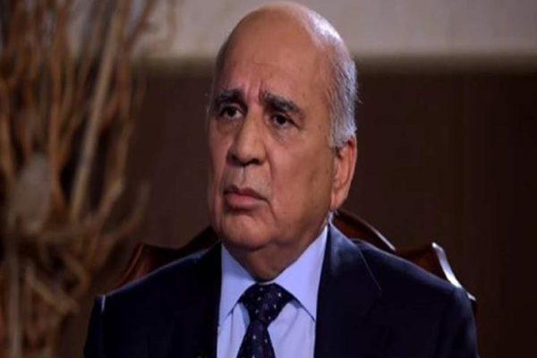 وزير الخارجية العراقي يؤكد أهمية التواصل مع فريق التحقيق بجرائم داعش