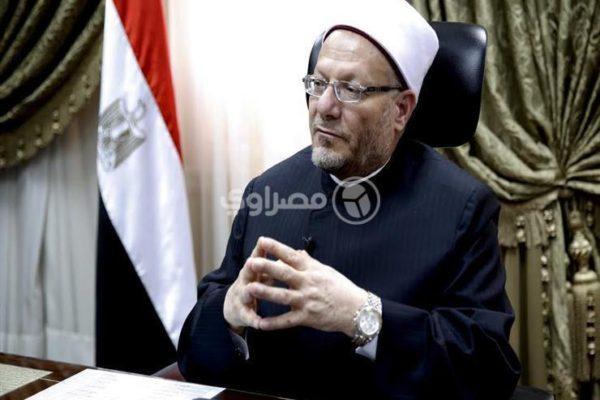 """""""لم أشعر بهيبة الدولة"""".. المفتي يحكي شهادته عن فترة حكم الإخوان"""