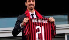 """إبراهيموفيتش: أنا الرئيس والمدرب واللاعب.. لو كنت في ميلان من البداية لفزنا بـ""""كالتشيو"""""""