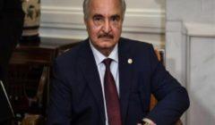 الجيش الليبي ينفي عقد اجتماع بين المشير حفتر ووفد أمريكي