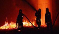 اندلاع حريق في محطة طاقة إيرانية