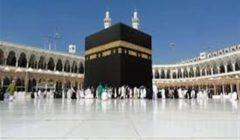 ضيوف الرحمن يؤدون طواف الإفاضة بالمسجد الحرام وسط إجراءات وقائية