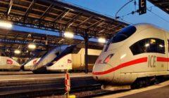 ألمانيا: سائق قطار ينقذ امرأة من الدهس في اللحظة الأخيرة