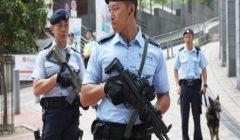 أول اعتقال بموجب القانون الجديد.. شرطة هونج كونج تقبض على رجل يدعو للاستقلال