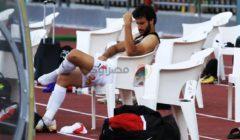 طرد محمود علاء أمام بيراميدز.. واللاعب يخرج غاضبًا (فيديو)