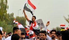 حقوق الإنسان العراقية تطالب الحكومة بإجراء تحقيق حول أحداث رافقت المظاهرات الاحتجاجية
