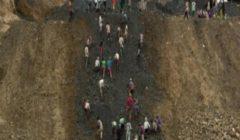 ميانمار: ارتفاع ضحايا الانهيار الأرضي إلى 126 قتيلا على الأقل