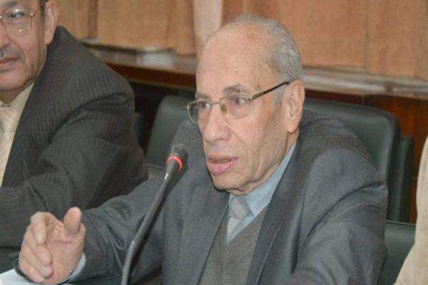 وفاة الدكتور مصطفى الحمادي الأمين العام لاتحاد الجمعيات الأهلية