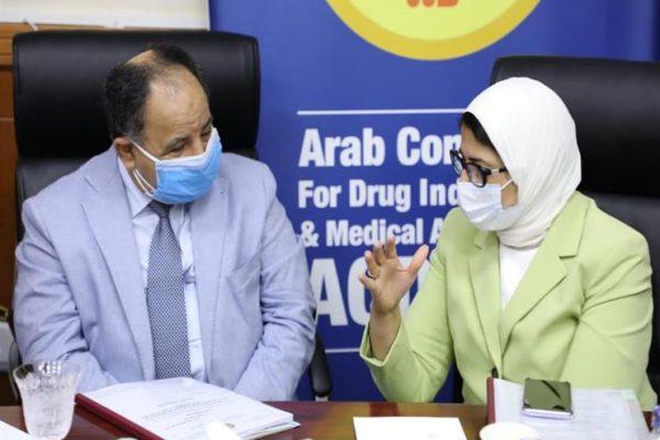 وزيرة الصحة: بدء الخطوات التنفيذية للمشروع القومي لتجميع مشتقات البلازما