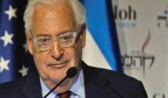 السفير الأمريكي لدى إسرائيل مدافع قوي عن مخطط الضم الإسرائيلي